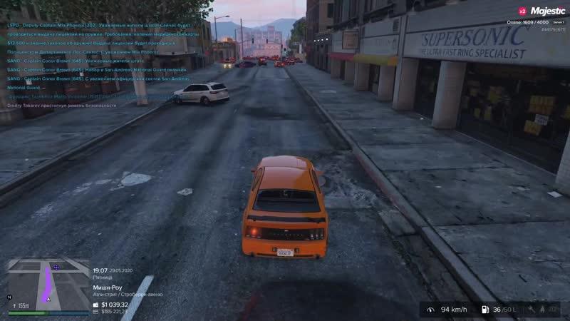 Грабят полицейский участок