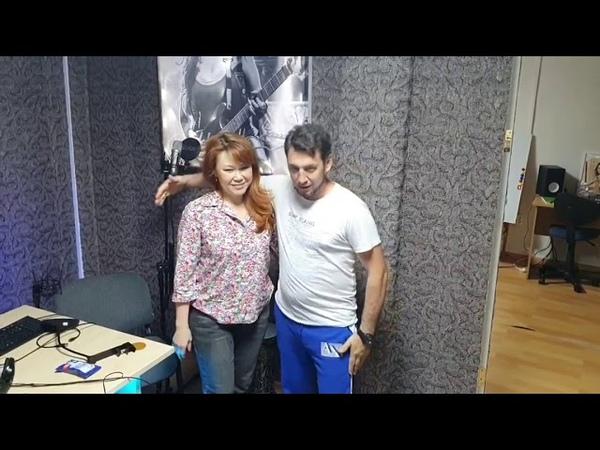 Башкорт халык жырын ике телдэ жырлаячакбыз🥰 Фирдус Тямаев