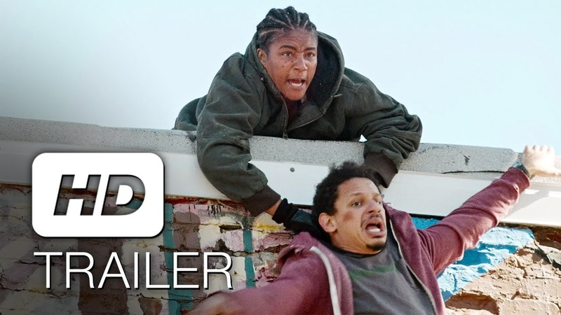 Bad Trip Trailer 2020 Eric André Tiffany Haddish Lil Rel Howery