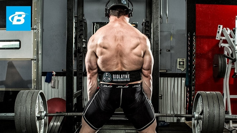 How To Deadlift Layne Norton's Complete Guide
