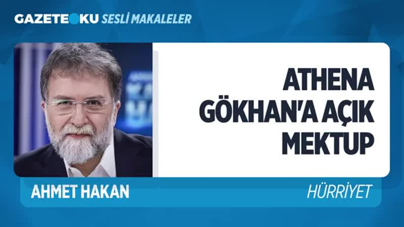 044 BÜLENT BEY DAMADINIZI TEMİZE ÇIKARMA GAYRETİNDEN VAZGEÇİN Ahmet Hakan Gazeteoku Sesli Makale mp4