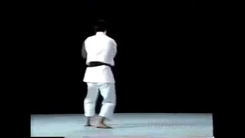 Пинан Шодан Pinan Shodan Shito Ryu
