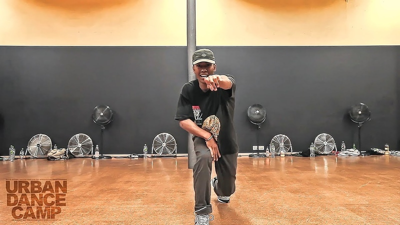 Lost Ones Lauryn Hill Lyle Beniga Choreography URBAN DANCE CAMP