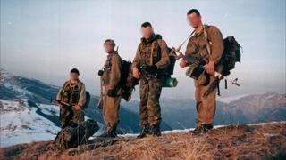45 й полк ВДВ ( Чечня )