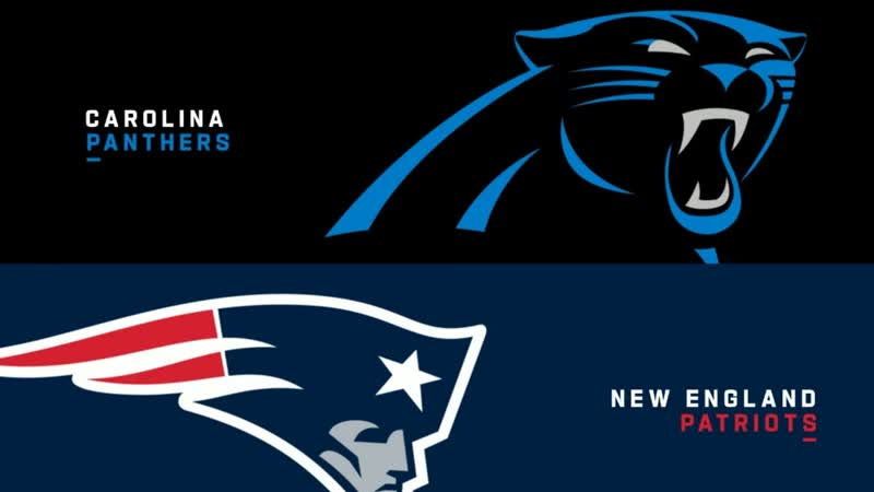 NFL 2017-2018, Week 04, Carolina Panthers - New England Patriots, EN
