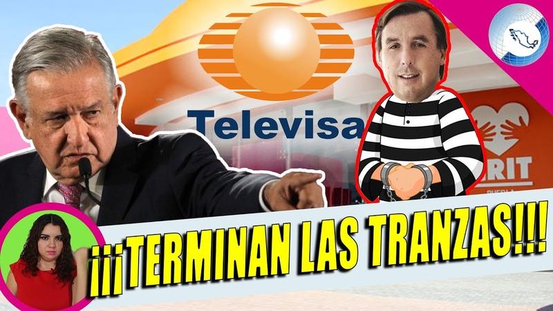 Sorprendente AMLO Obligará a TELETÓN a Dejar Sucio Negocio y Atender De Verdad a Mexicanos