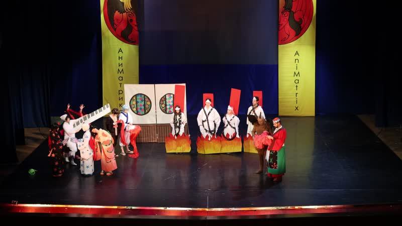 Hōzuki no Reitetsu Адский ад - или экскурсия по японскому аду! - Yume no Yukido - АниМатрикс 2020
