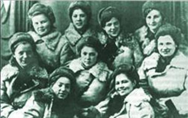 Партизанская группа Лели Колесовой
