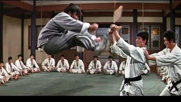 Хапкидо Леди Кунг Фу Южная Корея 1972 Боевик Боевые искусства