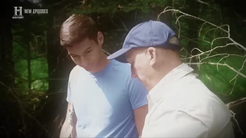 Проклятие острова Оук 7 сезон 13 серия. Укрепление / The Curse of Oak Island (2020)