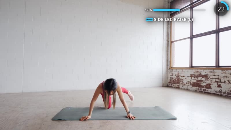 Slim Thighs Legs Workout that WORKS Burn Inner Outer Thighs Fat No Jumping