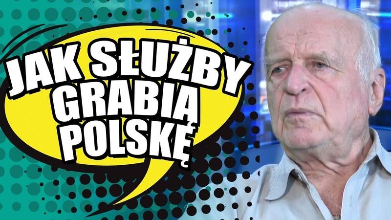Prof. Mirosław Dakowski - Jaki związek z największym rabunkiem III RP ma TVN, Polsat i WSI?