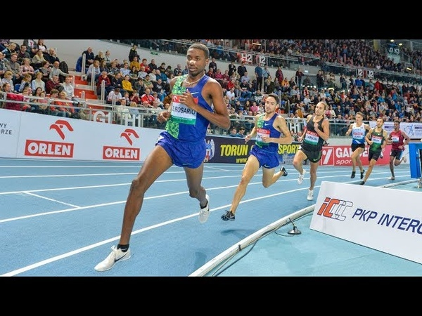 Men's 1500m Race at Orlen Copernicus Cup Torun 2020
