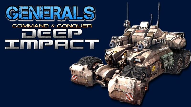 Deep Impact | CC Generals Zero Hour | Western European Alliance