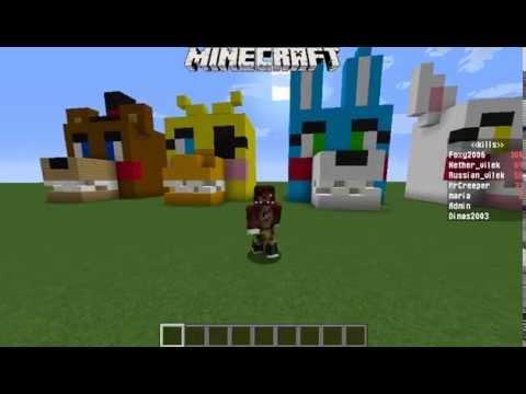 Minecraft | НЕ ФОКСИ, А МАНГЛ! - Крутые постройки №4