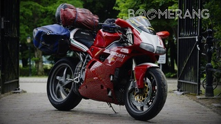 2002 Ducati 998: The Boomerang | Petrolicious