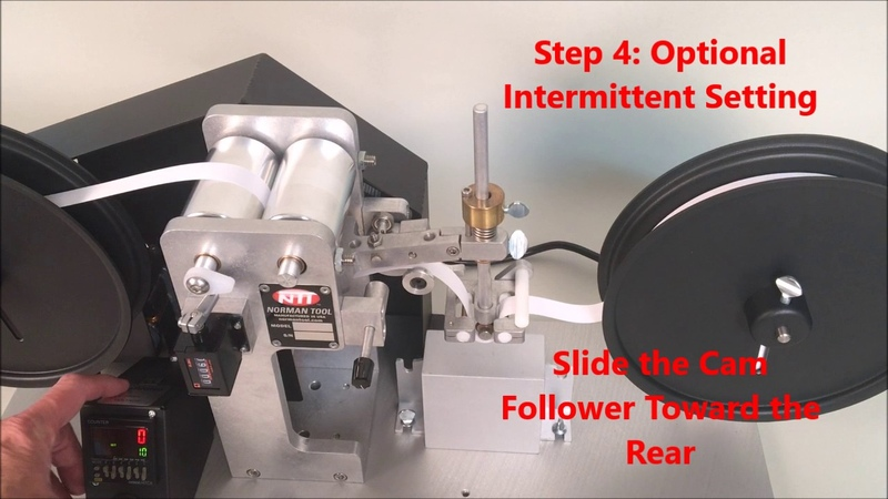 RCA Abrasion Wear Tester Operating Instructions Video