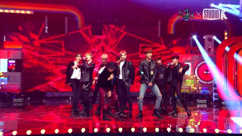 [K-Choreo 4K] Stray Kids 직캠 `2PM - Hands up` (Stray Kids Cover Dance) l @MusicBank 191018