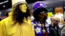 NAMM 2011 - Buckethead and Bootsy Collins - Jan 15th 2011