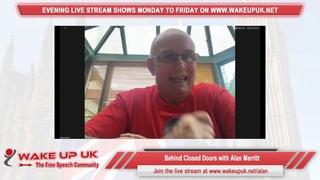Behind Closed Doors with Alan Merritt (6th Jul 2020)