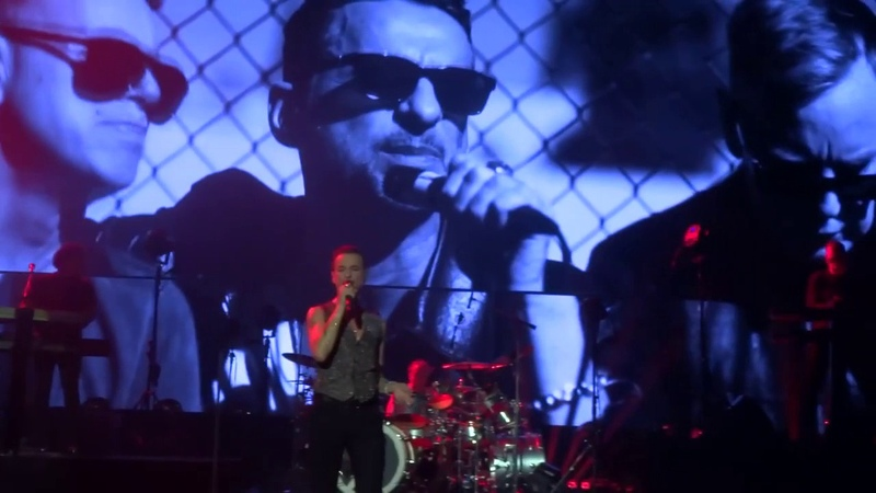 2017 07 13 Depeche Mode at SKK Arena Saint Petersburg Russia Best of Moments by Black Pimpf