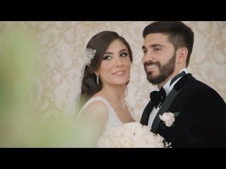 Баграт и Рузанна /  / Роскошная армянская свадьба в Улан-Удэ (SDE-видео) / hay handes