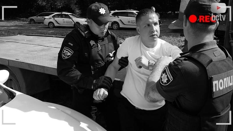 П'яний прокурор Білої Церкви ледь не збив людину
