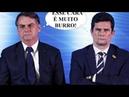 Ameaça de Bolsonaro ajuda Glenn e afunda Moro