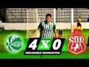 Juventude 4 x 0 Imperatriz melhores momentos (Brasileirão série C) 09/09/2019