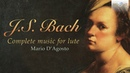 J.S. Bach Complete Music for Lute