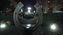 Не большая прогулка в ночное время города Краснодара, по району ЖК Губернский часть 3