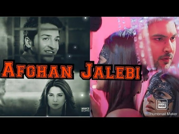 MayRa❤RiYa vm on Afghan Jalebi