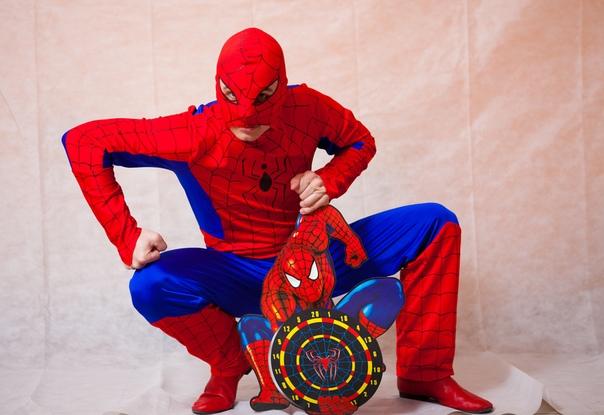 красоток именно поздравления в костюме человека паука участие церемонии