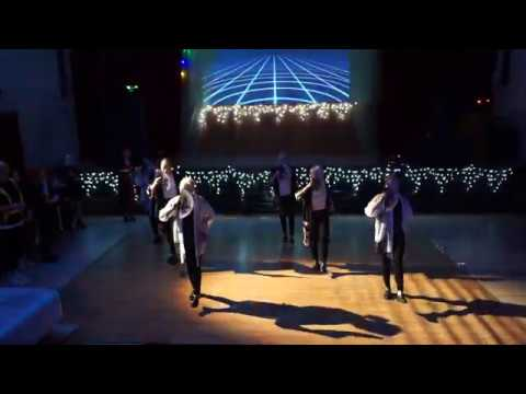 Intro CROSS GENE YING YANG Cover Dance By SkyNight