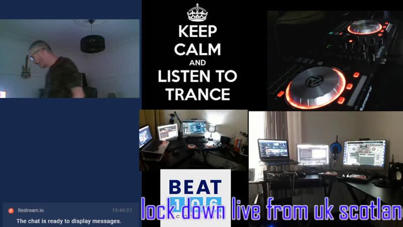 Lock down mix live @ powerbase lets bounce