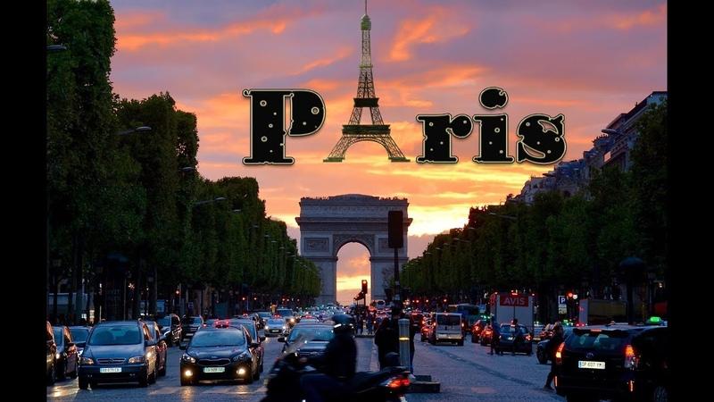 Paris Capital of Lights Paris France