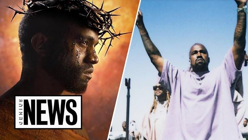 How Kanye West's Religious Lyrics Led To 'Jesus Is King'   Genius News