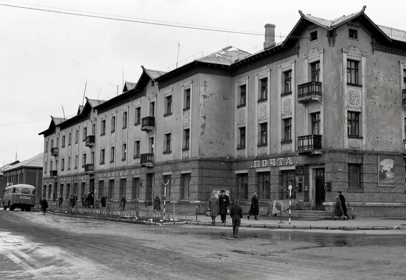 Кирова, 17. Почта. 1970-е годы