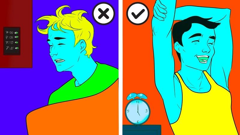 20 отличных приёмов чтобы заснуть через минуту