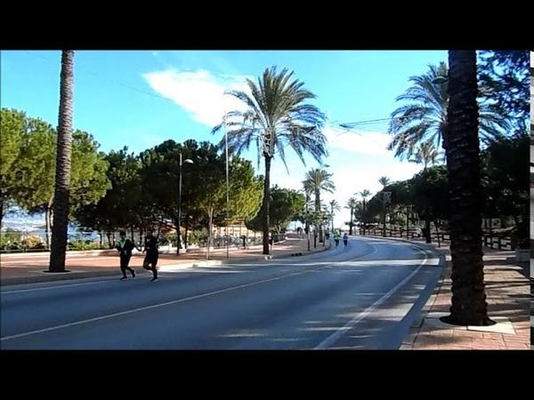 IV CARRERA SOLIDARIA Fundacion REAL MADRID en ALHAURIN de la TORRE Malaga 24 11 2019 parte 2