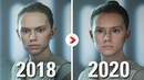 ALL VISUAL CHANGES since 2018 Star Wars Battlefront II