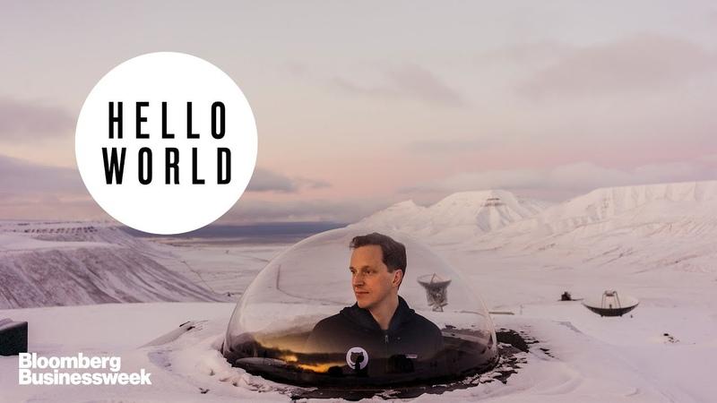 In Case of Apocalypse, Open This Arctic Code Vault