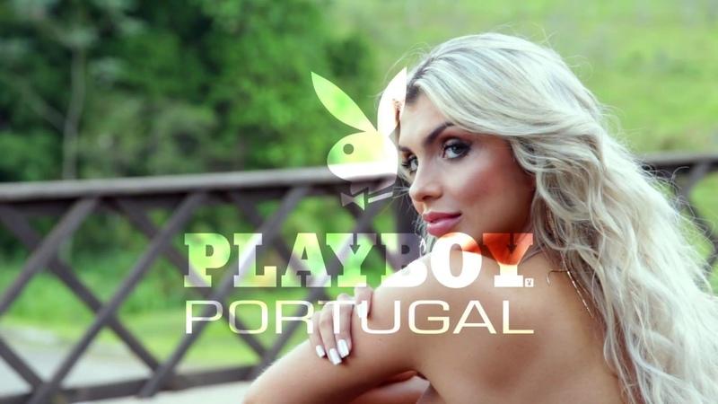 Talita Cogo Capa da edição 27 Playboy Portugal