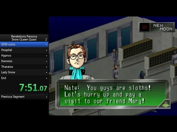 Revelations Persona SQQ Speedrun 3 53 01