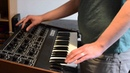 Sequential Circuits Pro One Bleepy Raw Audio Demo