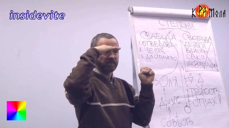 Сергей ДАНИЛОВ - Методика подъема КУНДАЛИНИ
