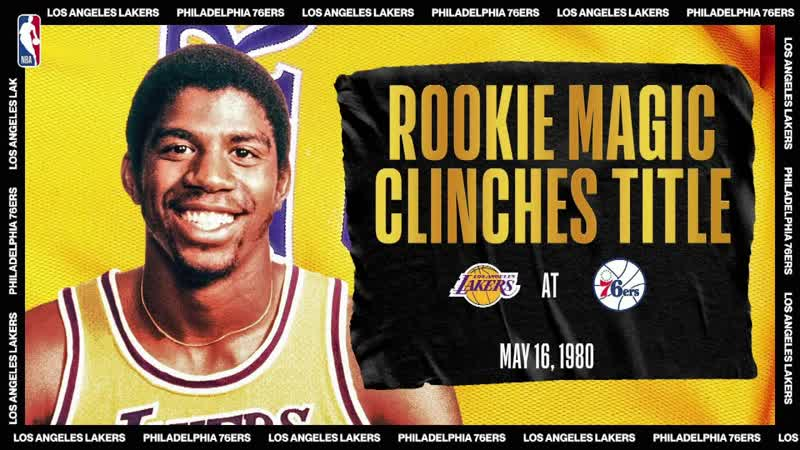 1980 - LAKERS- PHILEDELPHIA- 6.Maç- NBA Finali (Magic Johnson 42 sayı, 15 rib, 7 asist)