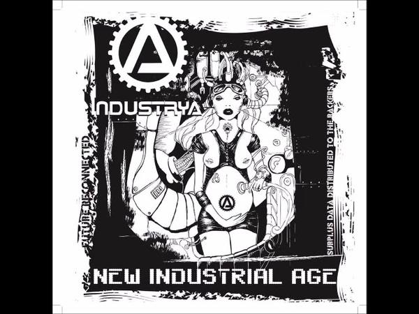 A Industrya - New Industrial Age (Full Album) Future pop, EBM, Synth pop, Techno industrial