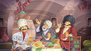 #1 Деды шутят - Реклама сыра Умалат (За компанию)