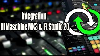 Интеграция NI maschine MK3 & FL Studio 20